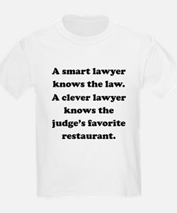 A Clever Lawyer T-Shirt
