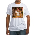 Kirk 6 Fitted T-Shirt