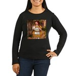 Kirk 6 Women's Long Sleeve Dark T-Shirt