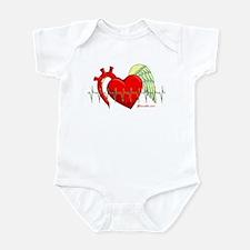 Heart Surgery Survivor Infant Bodysuit