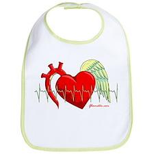 Heart Surgery Survivor Bib