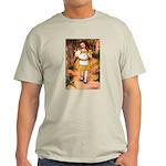 Kirk 6 Ash Grey T-Shirt