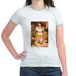 Kirk 6 Jr. Ringer T-Shirt