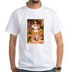 Kirk 6 White T-Shirt