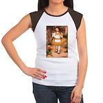 Kirk 6 Women's Cap Sleeve T-Shirt