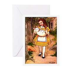 Kirk 6 Greeting Cards (Pk of 10)