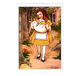 Kirk 6 Postcards (Package of 8)