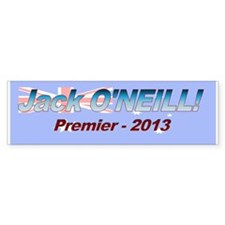 ONEILL cir 2013 Bumper Stickers