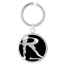 iRecover - Clean. Serene. Proud Keychains