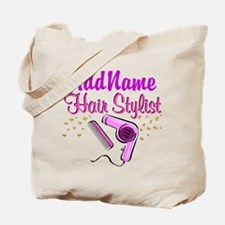 FOXY HAIR STYLIST Tote Bag