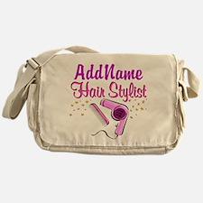 FOXY HAIR STYLIST Messenger Bag