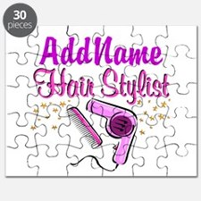 FOXY HAIR STYLIST Puzzle