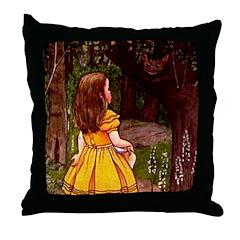 Kirk 7 Throw Pillow