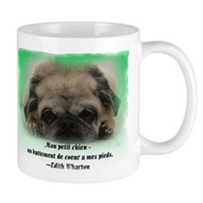 chiot de roquet 2-sided Mug