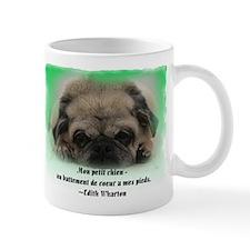 chiot de roquet 2-sided Mug