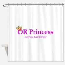 OR PRINCESS ST.jpg Shower Curtain