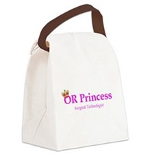 OR PRINCESS ST.jpg Canvas Lunch Bag