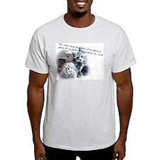 boule petite de fourrure T-Shirt