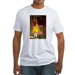 Kirk 7 Fitted T-Shirt