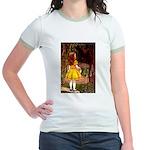 Kirk 7 Jr. Ringer T-Shirt