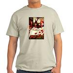 Kirk 8 Ash Grey T-Shirt