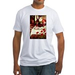 Kirk 8 Fitted T-Shirt