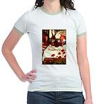 Kirk 8 Jr. Ringer T-Shirt