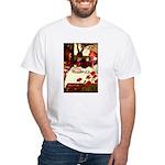 Kirk 8 White T-Shirt