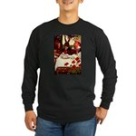 Kirk 8 Long Sleeve Dark T-Shirt