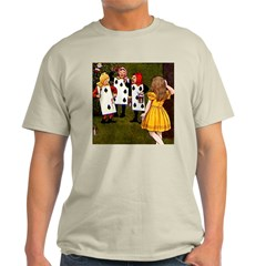 Kirk 9 Ash Grey T-Shirt