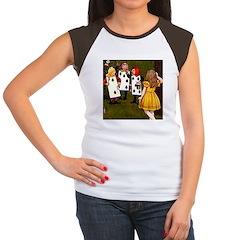 Kirk 9 Women's Cap Sleeve T-Shirt