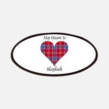 Heart - Blaylock Patches