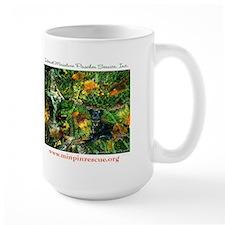 """""""Lister's Garden"""" Mug"""