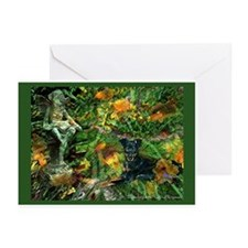 """""""Lister's Garden"""" Greeting Cards (Packag"""