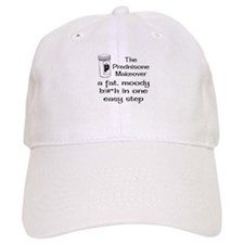 Prednisone Make Over Baseball Cap