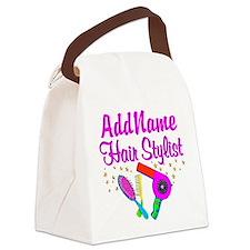 1ST PLACE STYLIST Canvas Lunch Bag