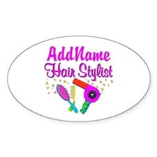 1ST PLACE STYLIST Decal
