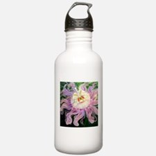 Passion Flower Water Bottle