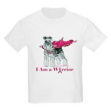 Schnauzer Warrior T-Shirt