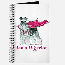 Schnauzer Warrior Journal