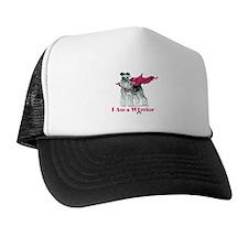 Schnauzer Warrior Trucker Hat