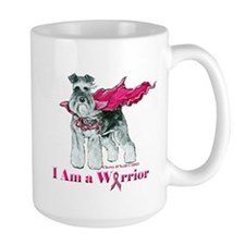 Schnauzer Warrior Mug