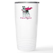Schnauzer Warrior Travel Mug