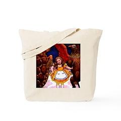 Kirk 12 Tote Bag