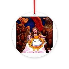Kirk 12 Ornament (Round)