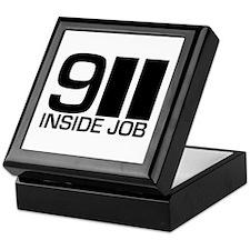 911 Inside Job Keepsake Box