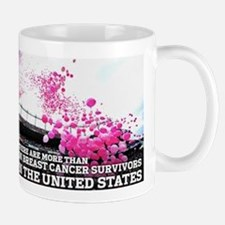 Over 2 Million Breast Cancer Survivors Mug