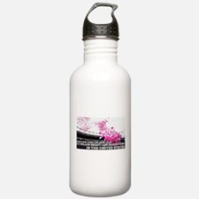Over 2 Million Breast Cancer Survivors Water Bottl