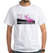 Over 2 Million Breast Cancer Survivors T-Shirt
