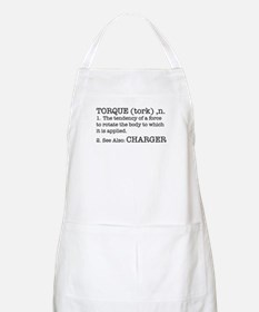 Torque - Charger BBQ Apron